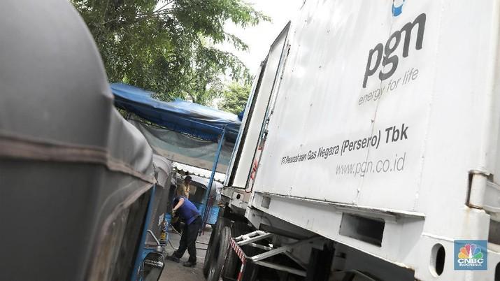 Pipa PGN Kembali Bocor Akibat Bor Proyek LRT