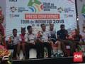 Pebalap Yunani Juara Etape Ketiga Tour de Indonesia 2018