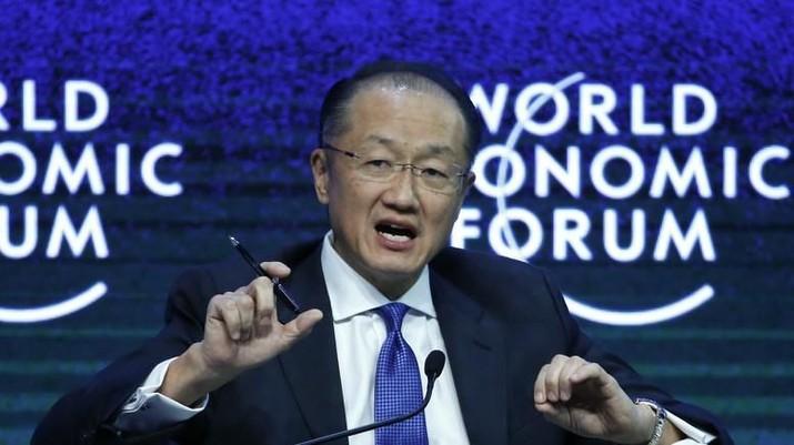 Presiden Bank Dunia Jim Yong Kim bergabung dengan fund manager bernama Global Infrastructure Partners (GIP) sebagai partner dan wakil chairman.