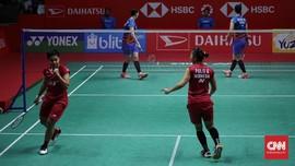 Jadwal Indonesia di Semifinal Kejuaraan Dunia Bulutangkis