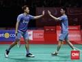 Marcus/Kevin Lolos, Sudah Empat Wakil Indonesia ke Final