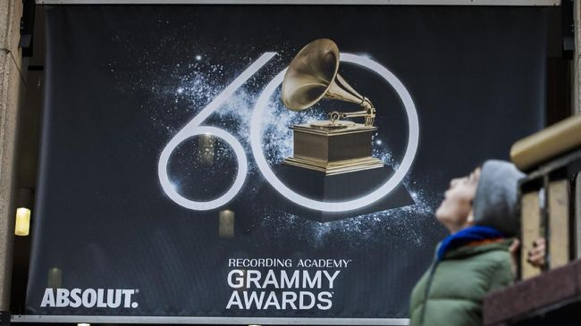 Mengintip 'Goodie Bag' Mewah Grammy Awards 2018
