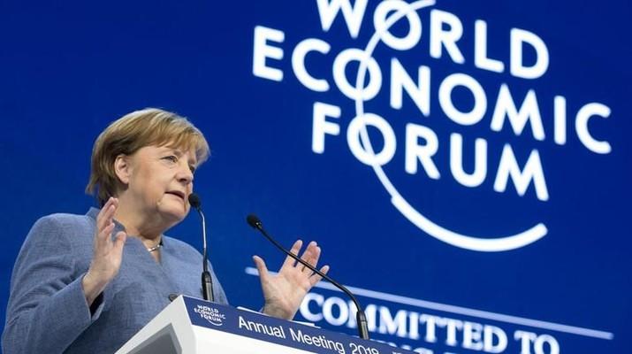 Kanselir Jerman Angela Merkel akhirnya melakukan tes corona (COVID-19).
