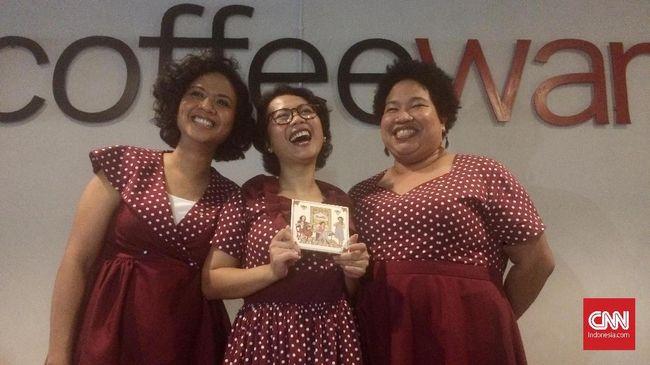 Keseharian 'Jadul' di Album Perdana NonaRia