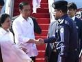 Tiba di Cox's Bazar, Warga Sambut Rombongan Jokowi