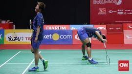 Tontowi/Liliyana Kalah dari Pasangan China di Final