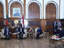 Jokowi: Indonesia Siap Buka Akses Pasar untuk Bangladesh