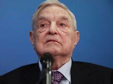 George Soros Sebut Eropa Tengah Dalam Krisis