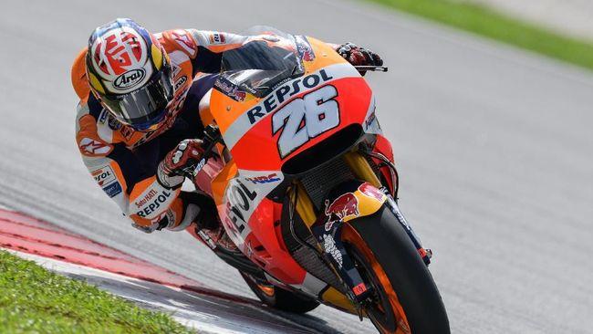 Pedrosa Tercepat di FP2 MotoGP Jepang, Rossi ke-14