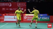 Live Streaming Indonesia vs China di Piala Thomas 2018
