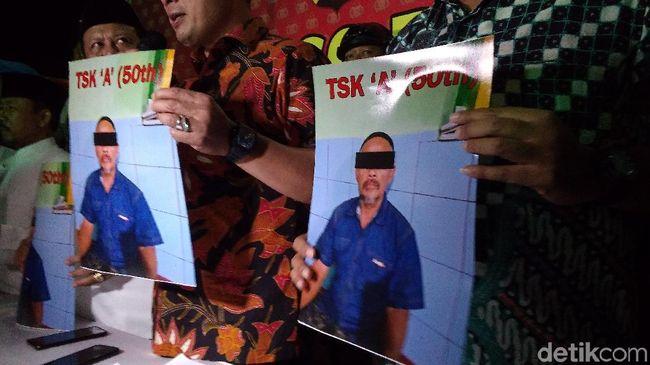 Polisi Tangkap Tersangka Penganiaya KH Umar Basri