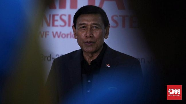 Wiranto Minta Polisi Cari Penyandang Dana The Family MCA