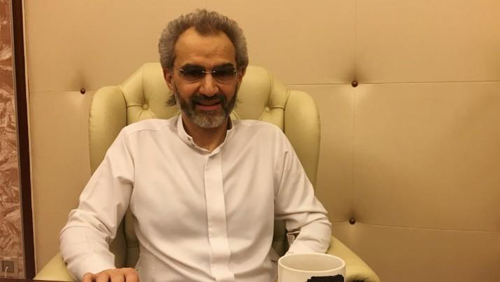 Pembebasan Pangeran Arab Legakan Investor Global