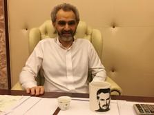 Pangeran Arab yang Bebas dari Korupsi Sumbang Klub Sepakbola