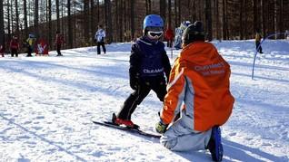 Beberapa Hal Penting untuk Trip Ski Pertama