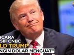 VIDEO: Trump Ingin Dolar Menguat