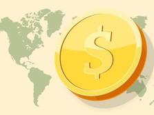 Dolar AS Terus Menguat Terhadap Yen Jepang