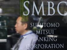 Mau Merger, Bank Sumitomo Mitsui Terbitkan NCD Rp 1,39 T