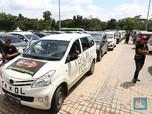 Siap-siap! Aturan Taksi Online Berlaku Penuh Juni 2019