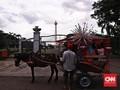 Delman Dilarang Beroperasi di Monas Selama Asian Games