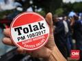 Regulasi Taksi 'Online' Dicabut Lagi, Sopir Diajak Negosiasi