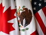 Diskusi Alot, AS: Diskusi NAFTA Belum Mendekati Kesepakatan