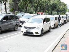 Perhatian! Tarif Taksi Online Bisa Sampai Rp 6.500/Km
