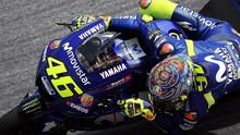 Valentino Rossi Masih Terus Balapan Karena Marco Simoncelli