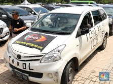 Kuota Terpenuhi, Grab Cs Wajib Setop Rekrutmen Driver Baru