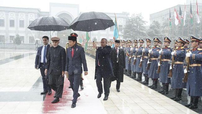 Kunjungan Jokowi-JK ke Afghanistan dan Politik Pencitraan