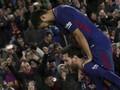 FOTO: Tendangan Bebas Messi Jadi Pembeda Barcelona