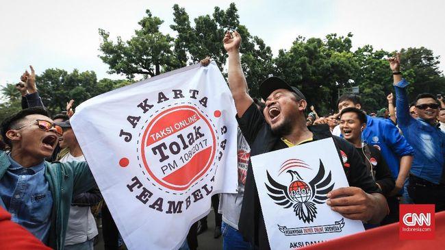 Jelang Tahun Politik, Aturan Taksi Online Harus Rampung