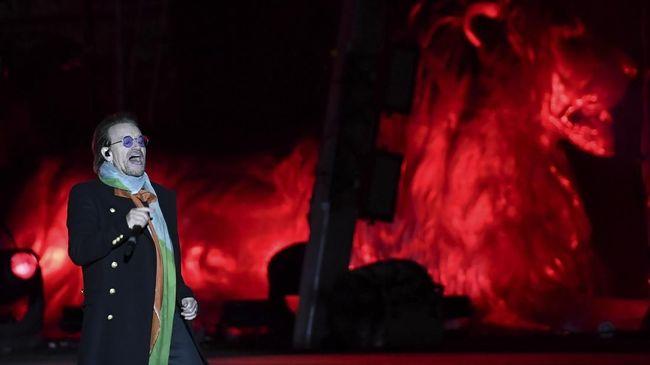 U2 Umumkan Bakal Konser di India Pertama Kali