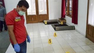 'Kasus Aniaya KH Umar Basri Berlanjut, Meski Tersangka Gila'