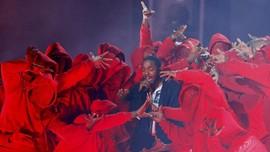 Kendrick Lamar Bikin Heboh Saat Terima Pulitzer Prize
