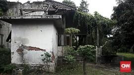 FOTO: Rumah Cimanggis, Jejak VOC di Depok
