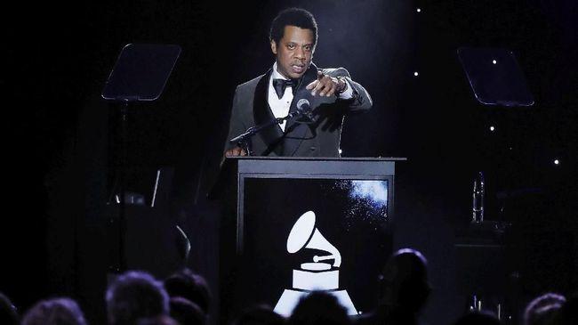 Raih Nominasi Grammy Terbanyak, Jay-Z Pulang Tangan Hampa
