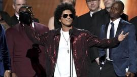 Bruno Mars Kaget Karyanya Masuk Lagu 'Dewasa' KPID Jabar