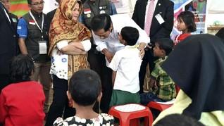 Jokowi Minta Bangladesh Jamin Keamanan Repatriasi Rohingya