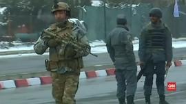 VIDEO: Serangan Fajar Akademi Militer Afghanistan, 11 Tewas