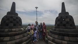 Menpar Akui Borobudur Kalah Populer Dibanding Angkor Wat