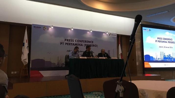 Pertamina Bisa Pegang Saham Mayoritas di Kilang Bontang