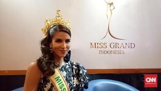 Miss Grand International 2017, Maria Jose Lora Berbagi Cerita