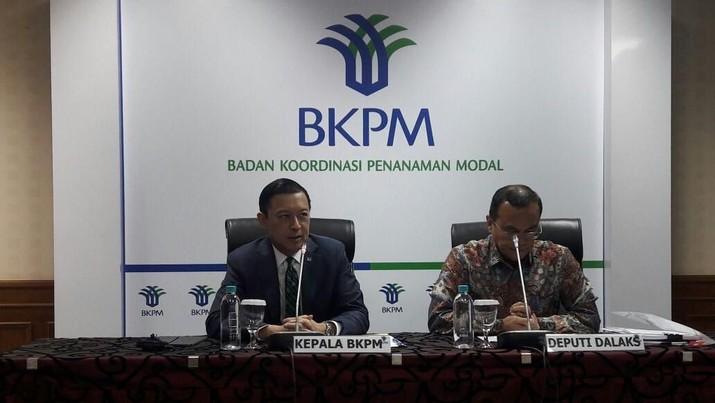 Kepala BKPM Sebut Sistem Perizinan Online Sedikit Memaksa