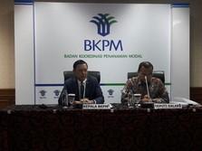 BKPM : Realisasi Investasi Triwulan I-2018 Tumbuh 11,8%