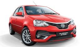 Etios Disuntik Mati, Toyota Siapkan Model Baru