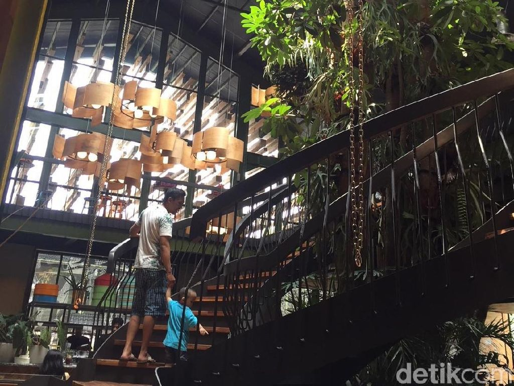 Kayu-Kayu, Restoran Baru yang Instagramable di Tangerang Selatan