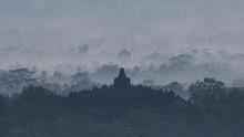 Langkah Pengelola Lindungi Borobudur dari Ancaman Merapi