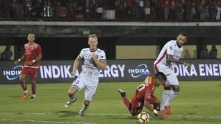 Panitia Jamin Keamanan Perempat Final Piala Presiden 2018