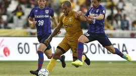 David Da Silva Bakal Gantikan Spasojevic di Bhayangkara FC